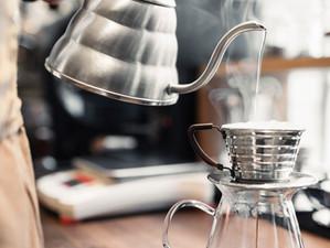 スマホアプリで美味しく淹れるコーヒー
