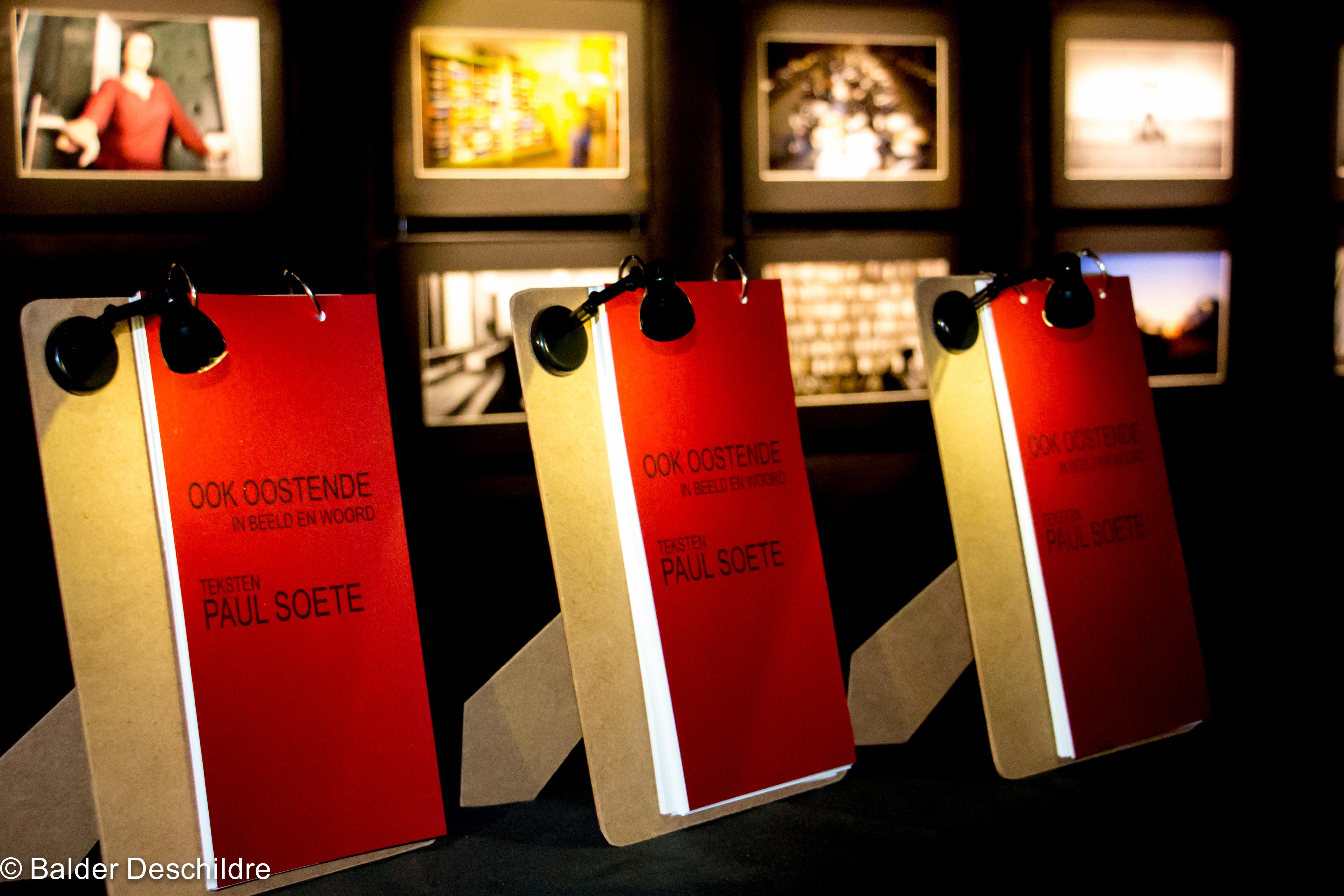 'Ook Oostende' expo Yvon Poncelet & Paul Soete