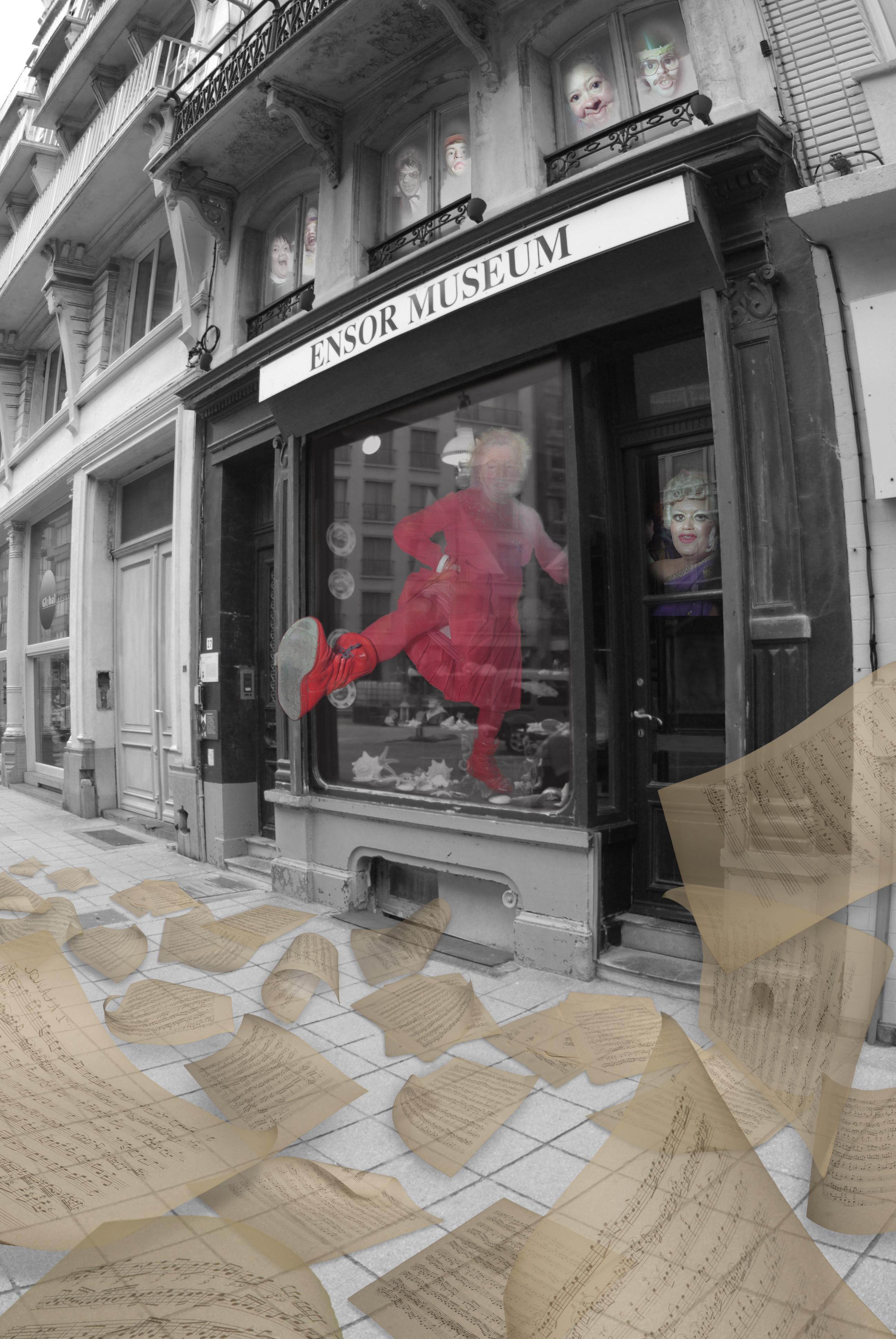 Muziek in de Vlaanderenstraat