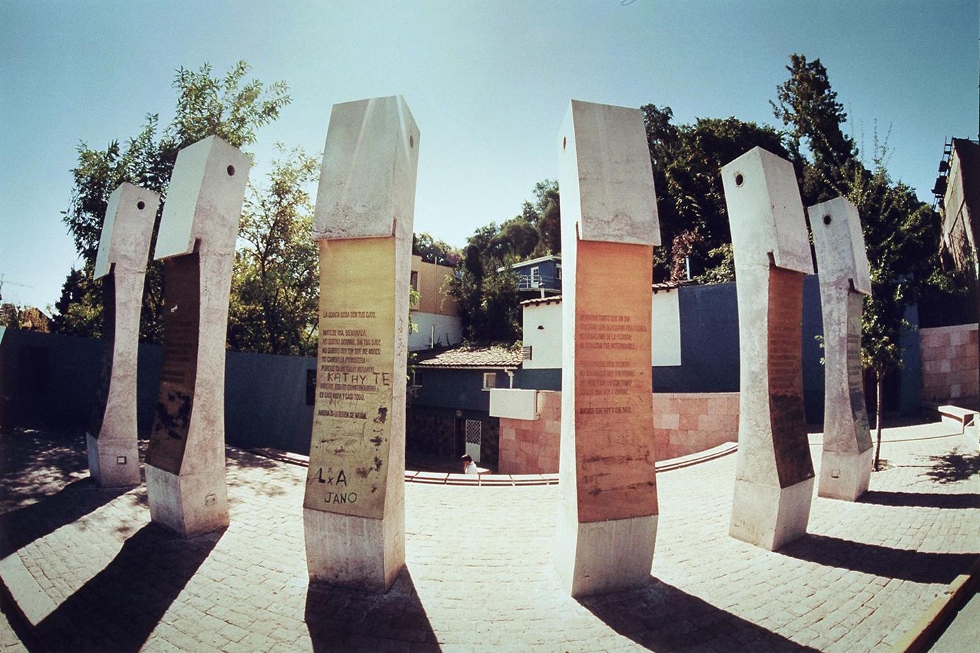 La chascona Santiago de Chile (10)