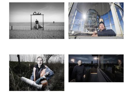 Te gast: Yvon Poncelet (foto's) en Paul Soete (teksten) 'Ook Oostende'>> scroll for English version