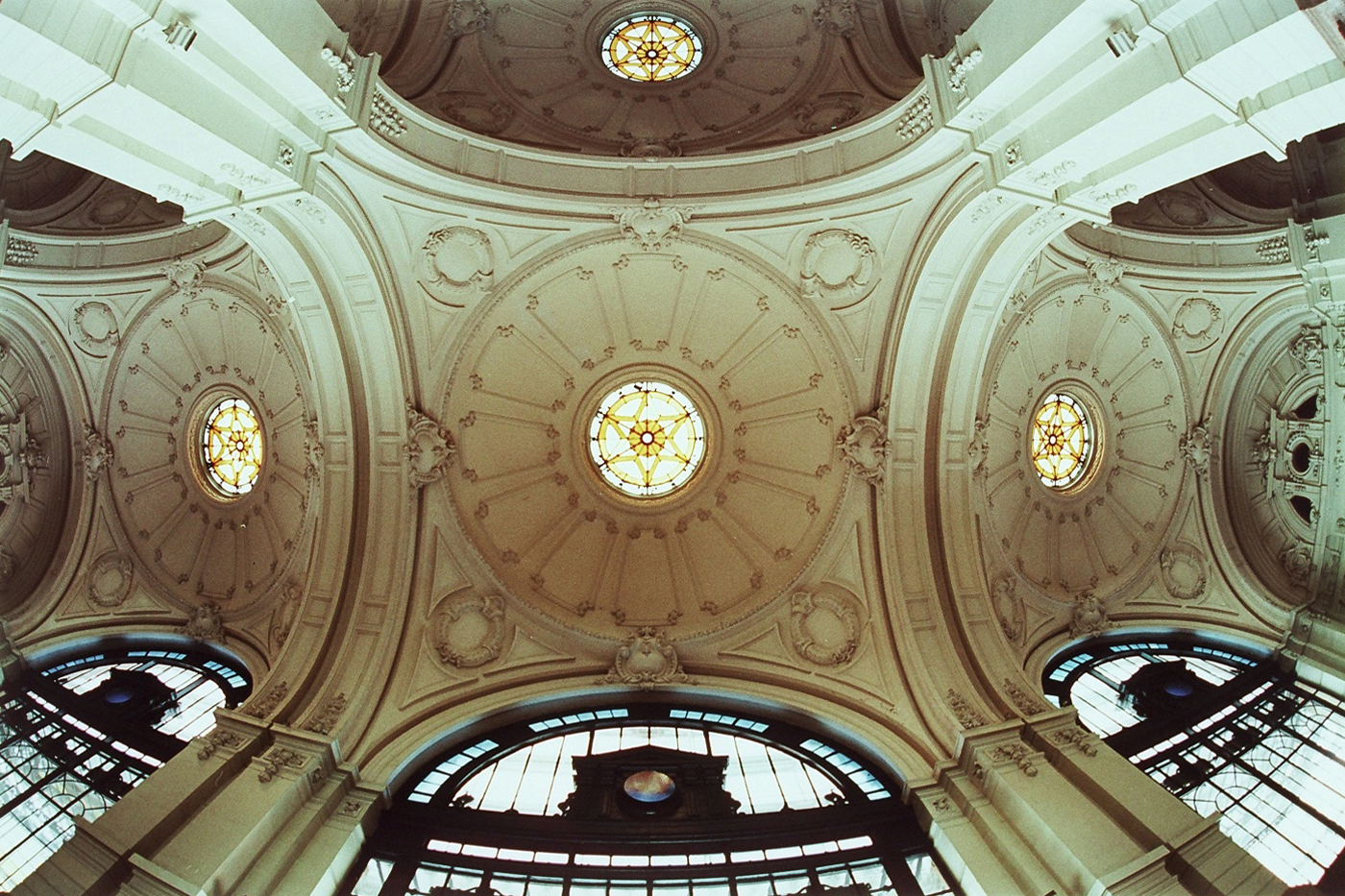 Station Santiago de Chile (1)