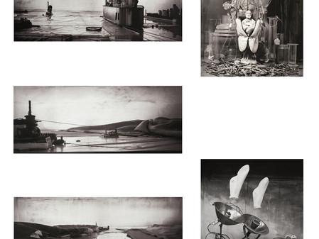 Gilles Boudot met 'Tout Bien Considéré...' 11 NOV - 16 DEC 2017 >> scroll for English version
