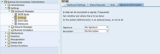 Mail Triggering from SOST in SAP