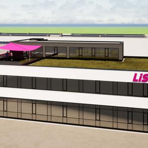 Büroerweiterung Lisec Customer Center