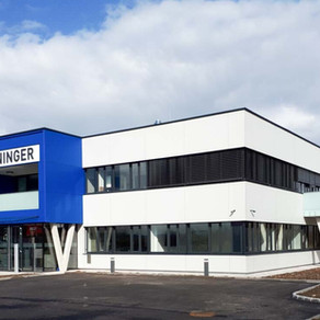 Büroneubau Intersport Winninger