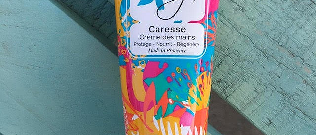 Caresse - crème mains - 75ml