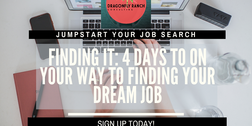 FINDING IT: Career Transition Course