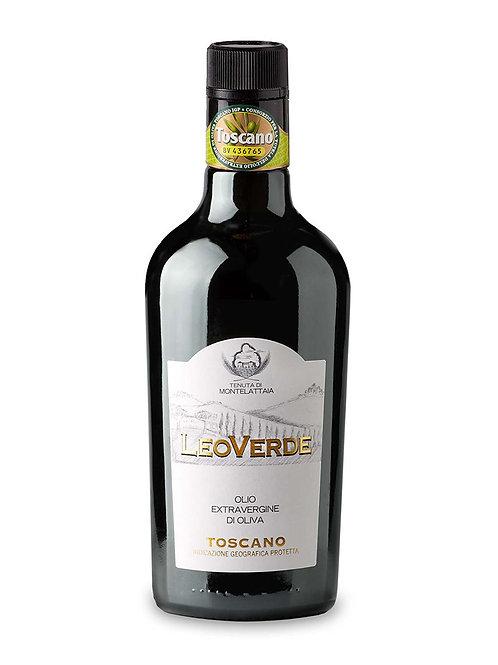 LeoVerde Olio Extra Vergine di Oliva Biologico Toscano IGP - 500 ml