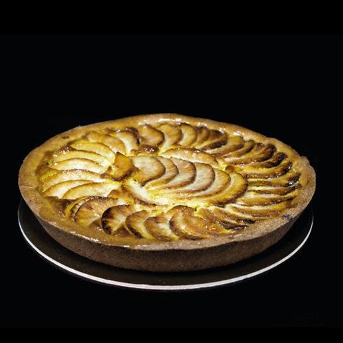 Torta di mele con crema frangipane ⌀28 cm