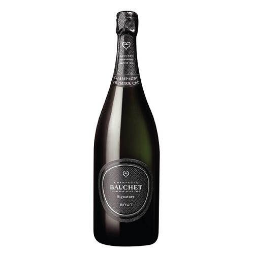 """Champagne brut Premiere cru """"Signature"""" - Bauchet"""
