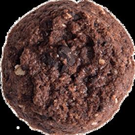 Frollino vegano al cioccolato e cereali