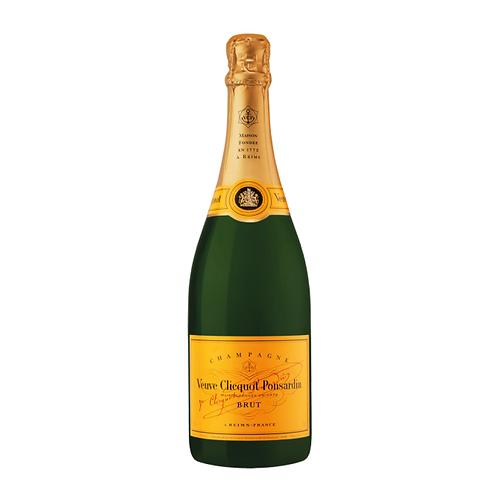 """Champagne brut """"Yellow Label"""" - Veuve Cliquot"""