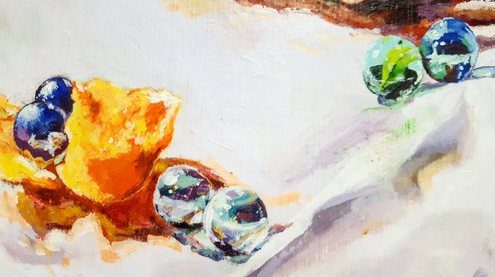 Tangerines and Marbles