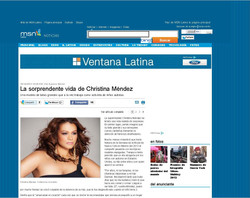 "MSN Latino ""Ventana Latina"""