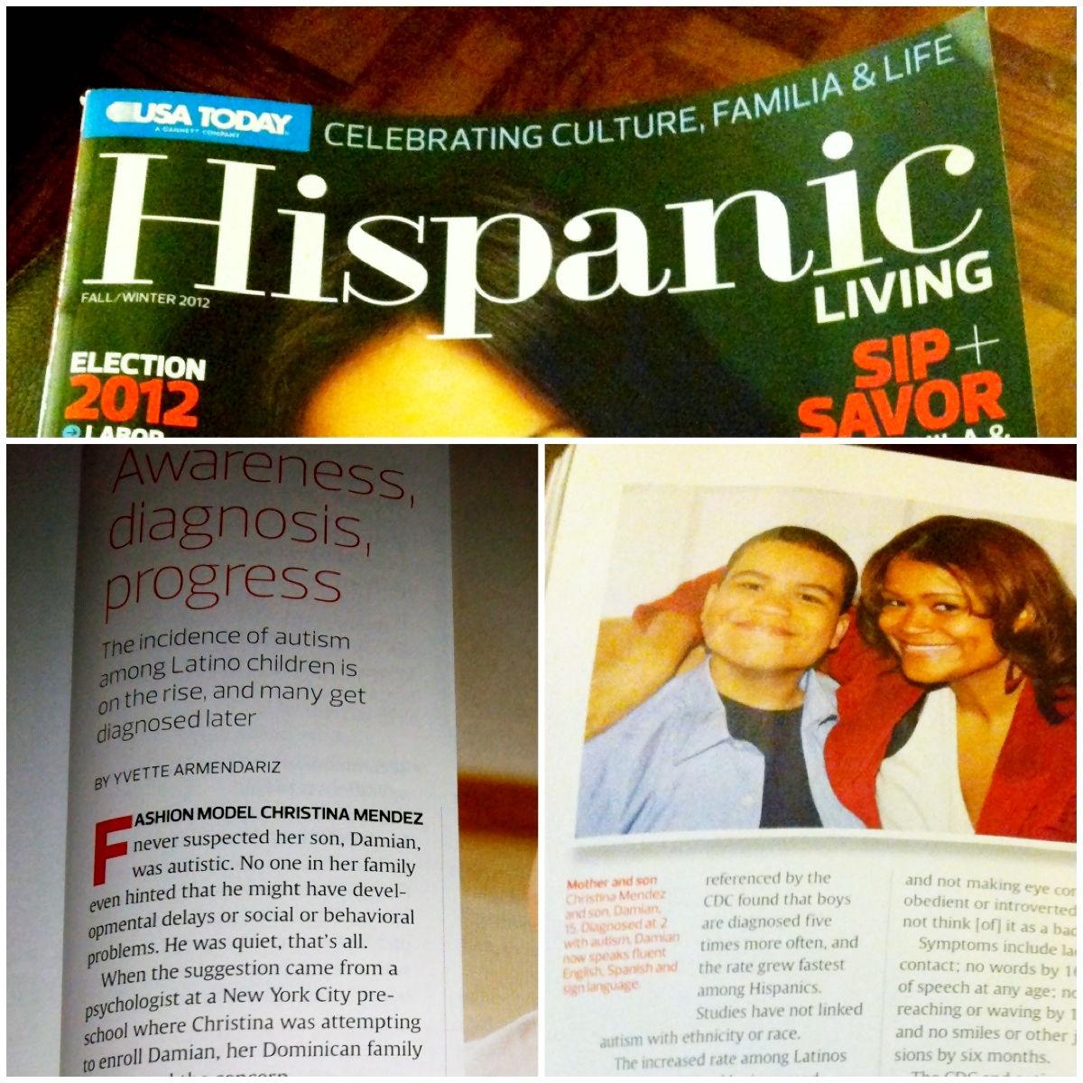 USA Today - Hispanic Living
