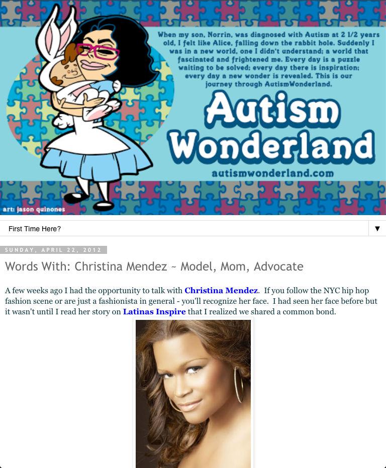 Autism Wonderland
