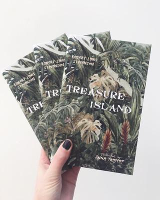 Treasure Island - Book Project