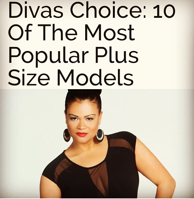 10 Most Popular Plus Size Models