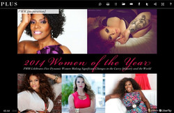 Plus Model Mag - Women of the Year