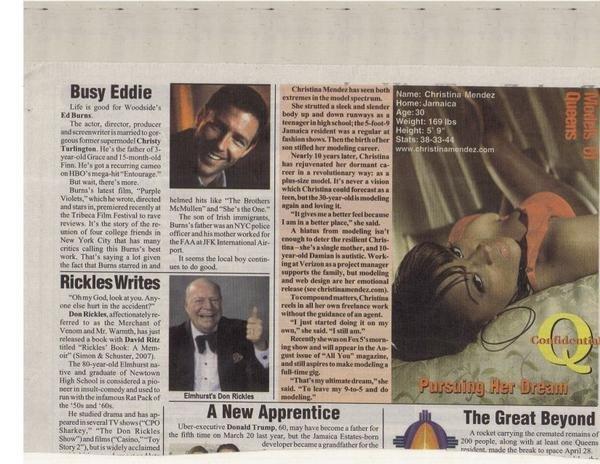 Queens Courier Newspaper