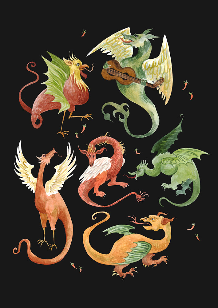 Dragons Art Print.jpg