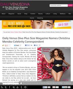 Daily Venus Diva