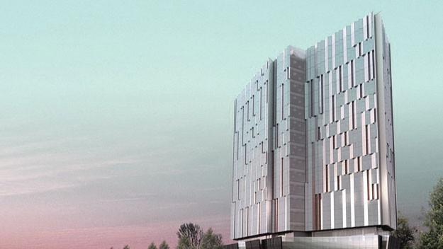 PARK VIEW OFFICE TOWER, ASTANA