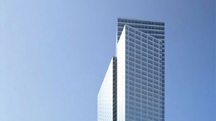 GOLDMAN SACHS WORLD HEADQUARTER, NEWYORK