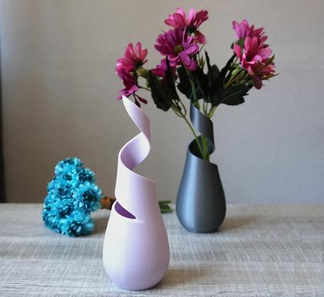Спирална вазна