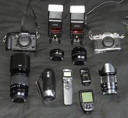 Fujifilm kit 1