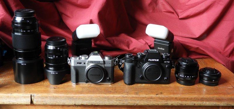 Fujifilm kit 2