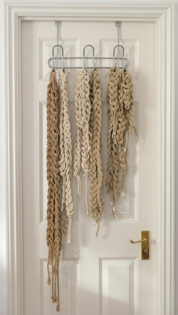 Jute, cotton, hemp ropes