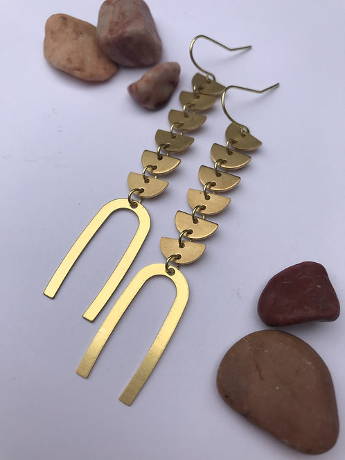 Fern Earrings