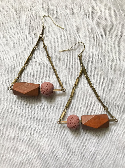 Modern Woman Earrings