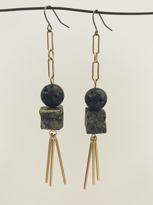 Apollo (11) Earrings
