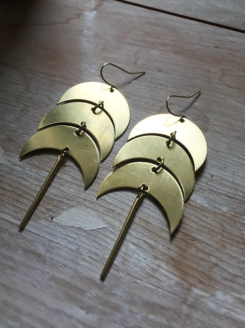 Lunae Earrings