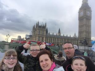 Mooie reis naar Londen