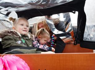 Stichting Wensdroom Moerdijk mocht deze keer voor Sinterklaas spelen