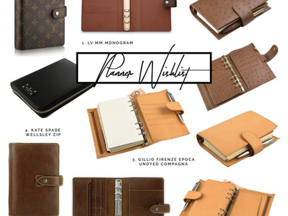 Which Planner Should I Choose? My Planner Wishlist