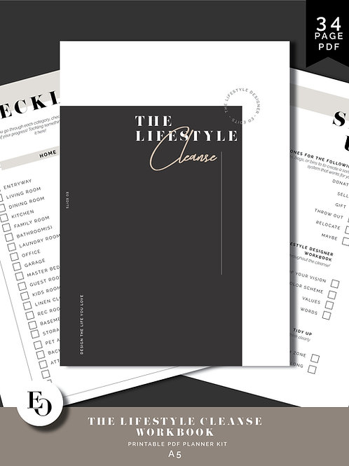 The Lifestyle Cleanse - A5