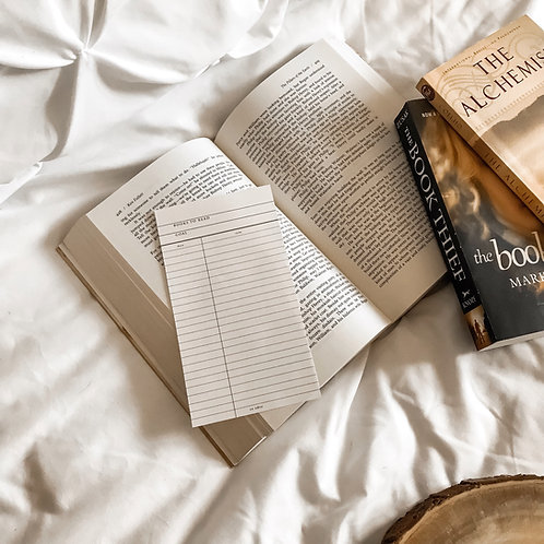Lists: Books To Read - A5