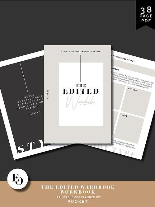 The Edited Wardrobe - Pocket