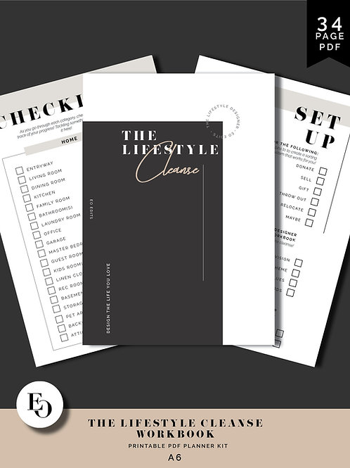 The Lifestyle Cleanse - A6