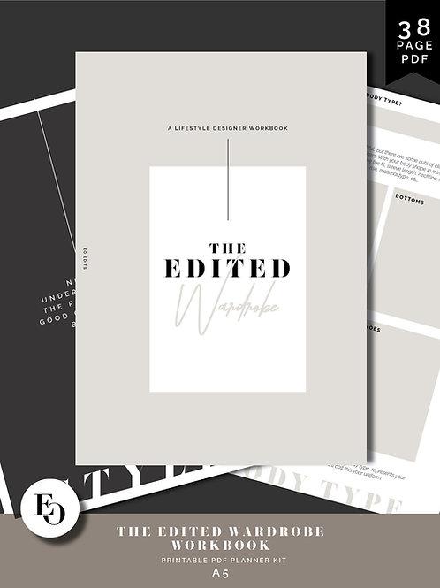 The Edited Wardrobe - A5