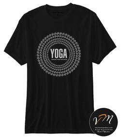 custom black round neck t-shirts