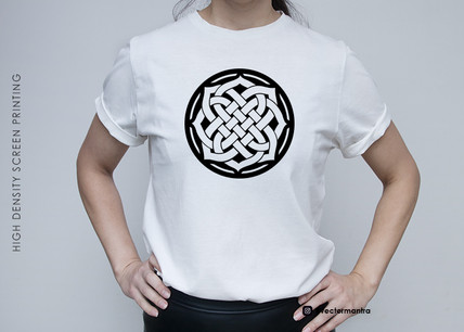Buy Plain Round Neck T-shirts Online | Shop for Combo T-shirts Online | Vector Mantra