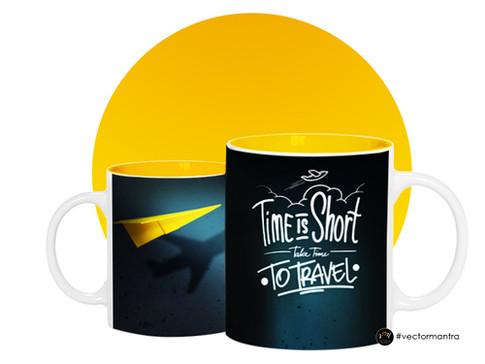 Traveler Mug Design