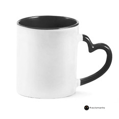 Love Handle Color Inside Mugs