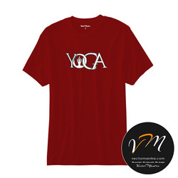 yoga t-shirt online